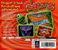 Frogger 2: Swampy's Revenge Box Art