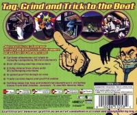 Jet Grind Radio Box Art