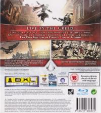 Assassin's Creed II [UK] Box Art