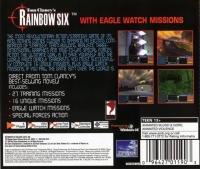 Tom Clancy's Rainbow Six Box Art