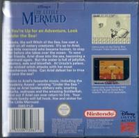 Disney's The Little Mermaid Box Art