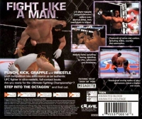 Ultimate Fighting Championship Box Art