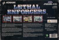Lethal Enforcers (Including Justifier) Box Art