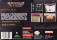 F-Zero - Player's Choice Box Art