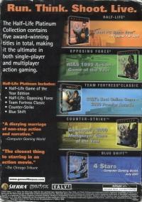 Half-Life: Platinum Collection Box Art