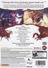 Dragon Age: Origins - Ultimate Edition Box Art