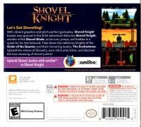Shovel Knight Box Art