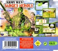 Army Men: Sarge's Heroes Box Art