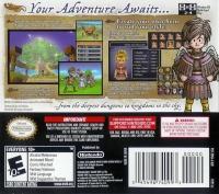 Dragon Quest IX: Sentinels of the Starry Skies Box Art
