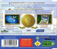 Caesars Palace 2000 - Millennium Gold Edition [FR][DE] Box Art