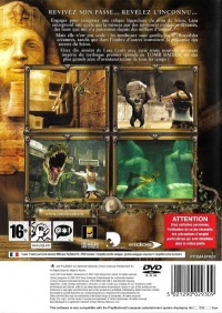 Lara Croft Tomb Raider: Anniversary [FR] Box Art