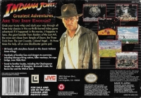 Indiana Jones' Greatest Adventures Box Art
