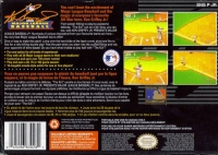Ken Griffey Jr. Presents: Major League Baseball Box Art