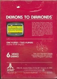 Demons to Diamonds Box Art