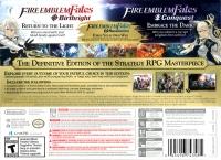 Fire Emblem Fates - Special Edition Box Art