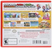 Mario & Luigi: Paper Jam Box Art