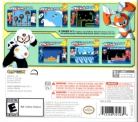 Mega Man: Legacy Collection Box Art