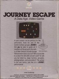 Journey Escape Box Art
