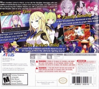 Conception II: Children of the Seven Stars Box Art