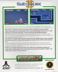 Switchblade II Box Art