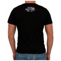 Super Smash Bros. for Nintendo 3DS and Wii U - logo Official T-Shirt Box Art