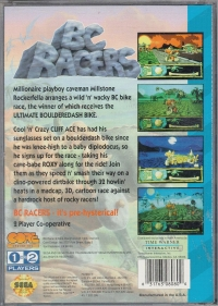 BC Racers Box Art