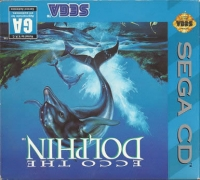 Sega Classics: Arcade Collection / Ecco the Dolphin Box Art