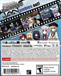 MegaTagmension Blanc + Neptune VS Zombies Box Art