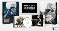 Bravely Second: End Layer - Collector's Edition Box Art