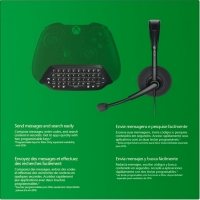 Xbox One Chatpad Box Art