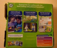 LeapFrog Leapster2 - Green Box Art