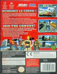 18 Wheeler: American Pro Trucker [FR] Box Art