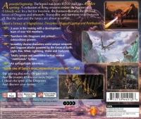 Legend of Dragoon, The - Greatest Hits Box Art