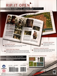 Assassin's Creed II - The Complete Official Guide Box Art