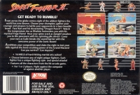 Street Fighter II Box Art