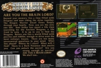 Brain Lord Box Art