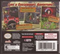Goosebumps: HorrorLand Box Art