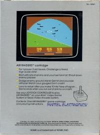 Air Raiders (White Label) Box Art