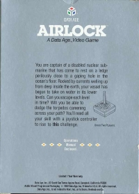 Airlock Box Art