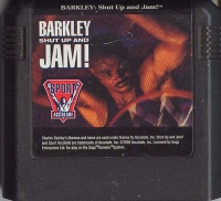 Barkley Shut Up and Jam! (Accolade cart) Box Art