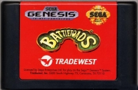 Battletoads Box Art
