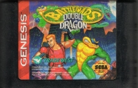 Battletoads / Double Dragon Box Art