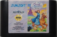Beauty and the Beast: Belle's Quest Box Art