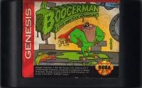 Boogerman: A Pick and Flick Adventure Box Art