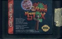 Bubba 'n' Stix Box Art
