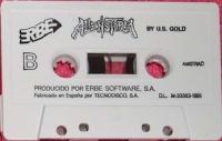 Alien Storm (cassette) [ES] Box Art