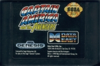 Captain America and The Avengers Box Art