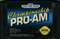 Championship Pro-Am Box Art
