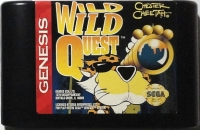 Chester Cheetah: Wild Wild Quest Box Art