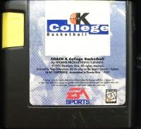 Coach K College Basketball Box Art